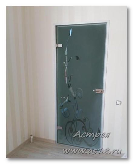 Установка автоматических дверей dorma